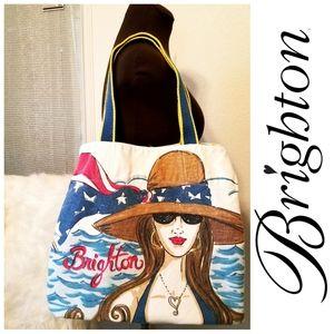 Brighton Tote Canvas Bag